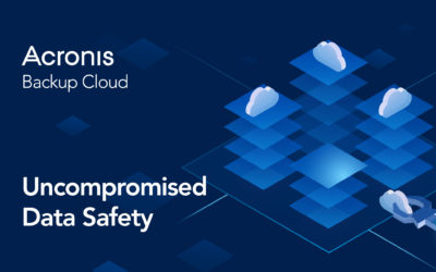 Mark's Acronis Backup Support