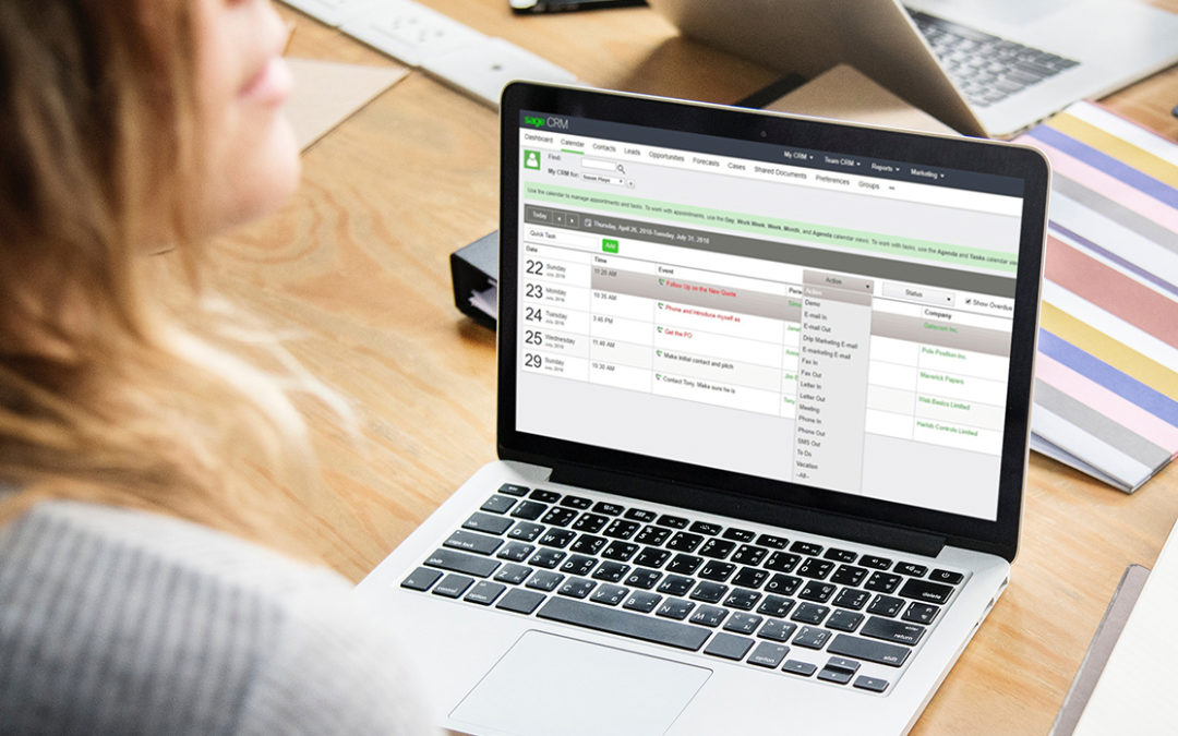 Sage CRM 2019 R1 Product Release