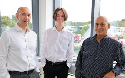 Ian, Nirmal & Thomas join the Wharncliffe Team!