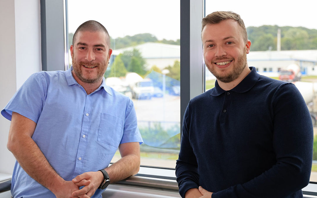 Welcoming Daniel & Liam to the Team!